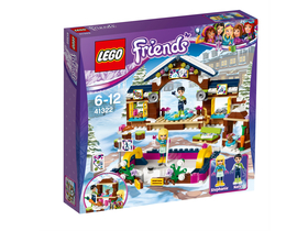 LEGO® Friends 41322 Snow Resort Ice Rink