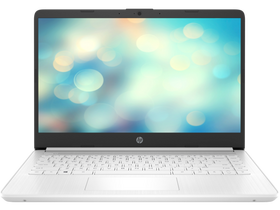 Notebook HP 14S-DQ1005NH 8BW44EA#AKC, alb
