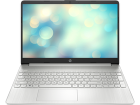 "HP 15s-fq1048nh 1F7D9EA # AKC 15.6 ""FHD Notebook, сребрист"
