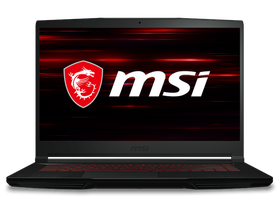 MSI GF63 Thin 10SCXR (9S7-16R412-1285) notebook, HUN, čierny