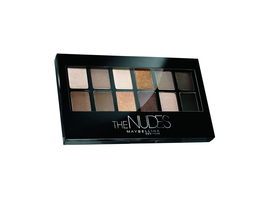 Maybelline The Nudes Paleta sjenila , 01