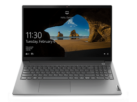 Lenovo ThinkBook 15-2 ITL 20VE0049HV notebook, szürke + Windows10 Pro