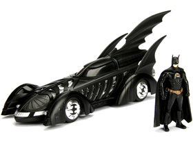 Batman 1995 Batmobile 1:24 autómodell