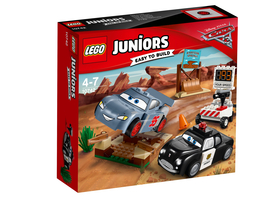 LEGO® Juniors 10742 Willy's Butte Speed Training