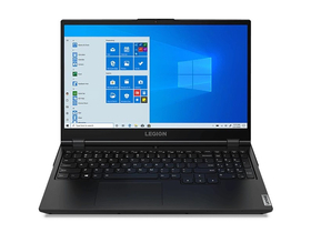 Lenovo Legion 5 15ARH0 82B5002HHV notebook, fekete + Windows10 Home