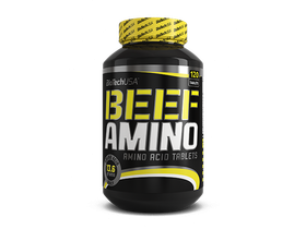 BioTech USA Beef Amino, 120 tabliet