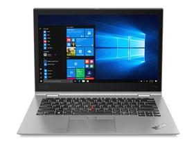 Notebook Lenovo ThinkPad X1 Yoga 3 20LF000UHV Touch, argintiu + Windows 10 Pro (tastatura layout HU)