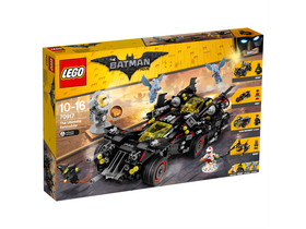 LEGO® Batman Movie 70917 A felülmúlhatatlan Batmobil