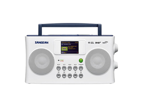 Sangean SIR-300 internetrádió /DAB+/FM/USB/Media player, fehér