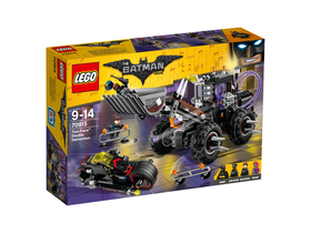 LEGO® Batman Movie 70915 Two-Face™ kettős rombolása