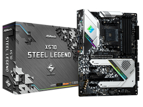 ASRock sAM4 X570 Steel Legend дънна платка