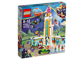 LEGO® DC Super Hero Girls Srednja škola za superjunake 41232