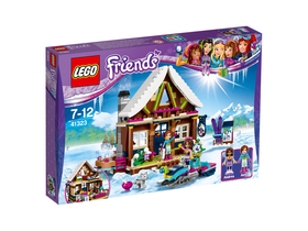 LEGO® Friends 41323 Snow Resort Chalet