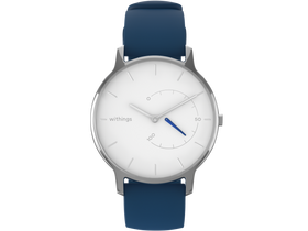 Smartwatch Withings Move Timeless Chic, alb/argintiu