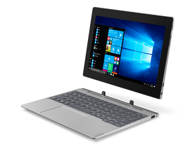 Lenovo D330 81H3000EHV, szürke + Windows® 10 Home + Office Mobile