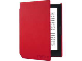 Husa ebook Bookeen Cybook Muse , rosu
