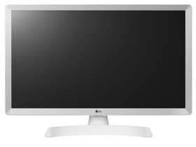 "LG 24TL510S-WZ 24"" HD ready SMART LED TV-monitor, biely"