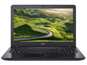 Acer Aspire F5-573G-53WW NX.GD6EU.026 notebook, čierny + Windows 10 Home OS, HU klávesnica