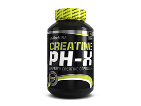 BioTech USA Creatine pH-X, 210 kapsúl