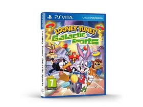 Looney Tunes: Galactic Sports Playstation Vita hrací softvér