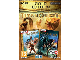 Titan Quest Gold Edition PC igra