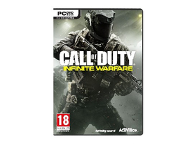 Call of Duty Infinite Warfare PC játék