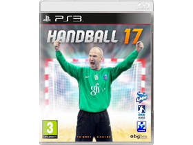 Handball 17 PS3 hra