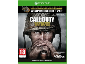 Call of Duty WWII Xbox One hra
