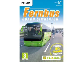 Fernbus Simulator PC hra