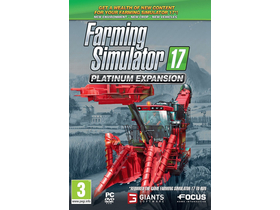 Farming Simulator 17 Platinum Expansion PC hra