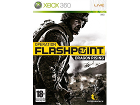Operation Flashpoint Dragon Rising Xbox 360 hra