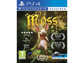 Moss PS4 VR hra