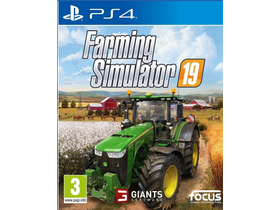 Farming Simulator 19 PS4 hra