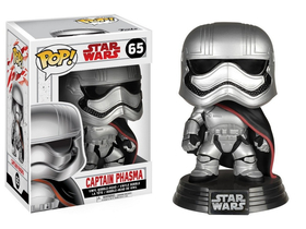 POP Movies Star Wars Captain Phasma (2806336)
