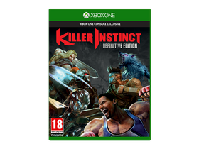 Killer Instinct: Definitive Edition Xbox One játék - [Bontott]