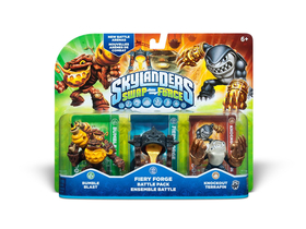 Skylanders Swap Force Battlepack Wave2(Multi)