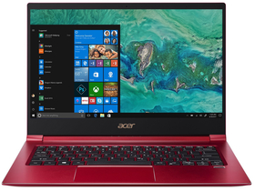 Acer Swift SF314-55-56QA notebook, piros + Windows 10