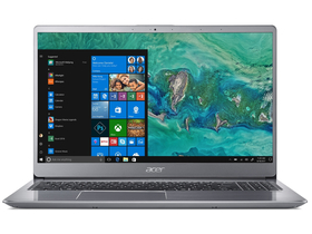 Acer Swift 3 SF315-52-81Y2 NX.GZ9EU.041 FHD notebook, ezüst + Windows 10