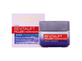 L`Oréal Revitalift Filler Nachtcreme, 50 ml
