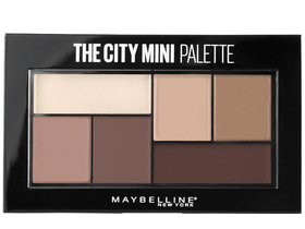 Maybelline The City Mini  палитра за сенки, 480 Matte About Town