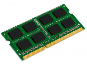 Kingston Client Premier 4GB DDR3 1600MHz Single Rank SODIMM notebook памет (KCP316SS8/4)