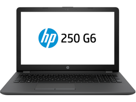 HP 250 G6 3VJ21EA#AKC notebook, fekete