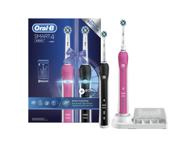 Oral-B Smart 4 4900 Duo CrossAction