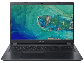 Acer Aspire 5 A515-52G-568S notebook, fekete + Linux
