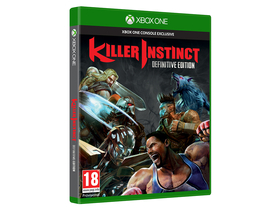 Killer Instinct: Definitive Edition Xbox One igra