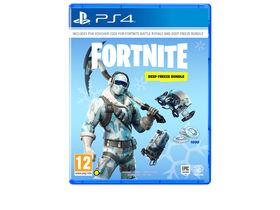 Fortnite Deep Freeze Bundle PS4 játékszoftver