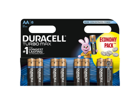 Duracell Turbo MAX AA