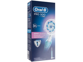 Ел. четка  Oral-B Pro 500 , sensitive