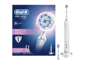 Oral-B PRO 900 elektromos fogkefe sensitive fejjel