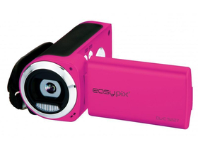 Easypix DVC5227 P Flash digitális video kamera, pink